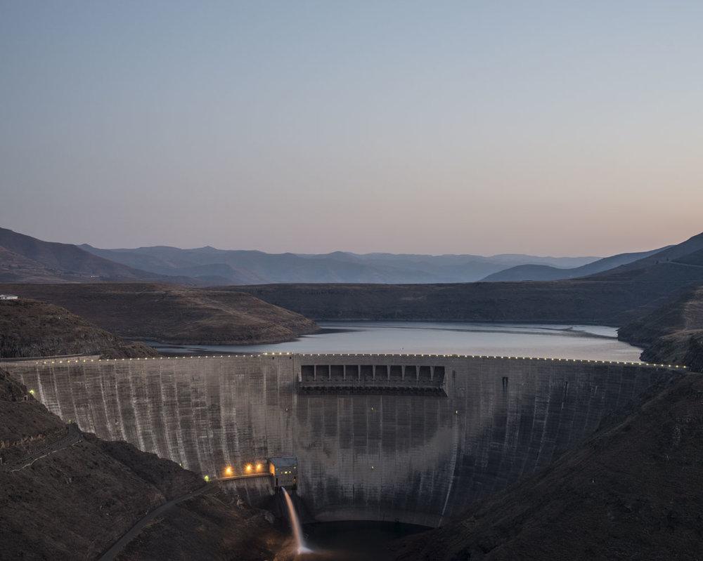Katse Dam 2/34, Lesotho, 2015