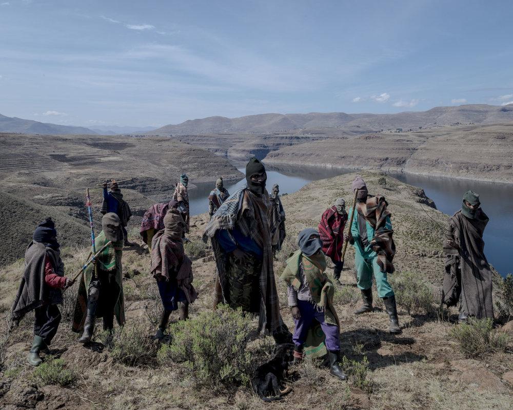 Katse Dam 34/34, Lesotho, 2015