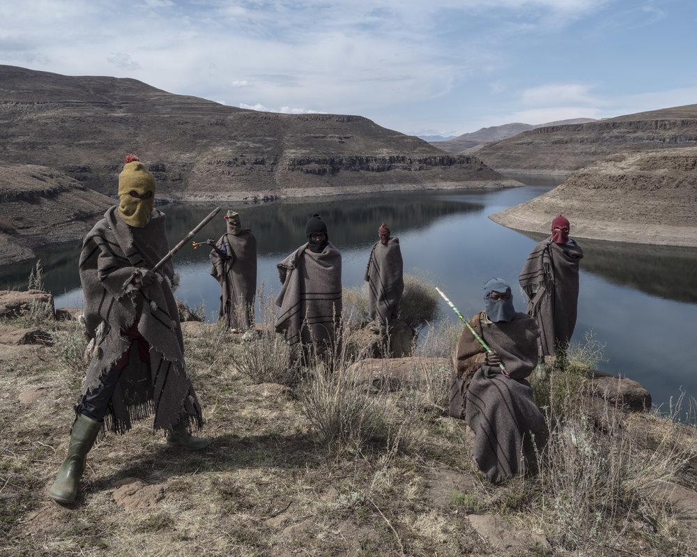Katse Dam 1/34, Lesotho, 2016