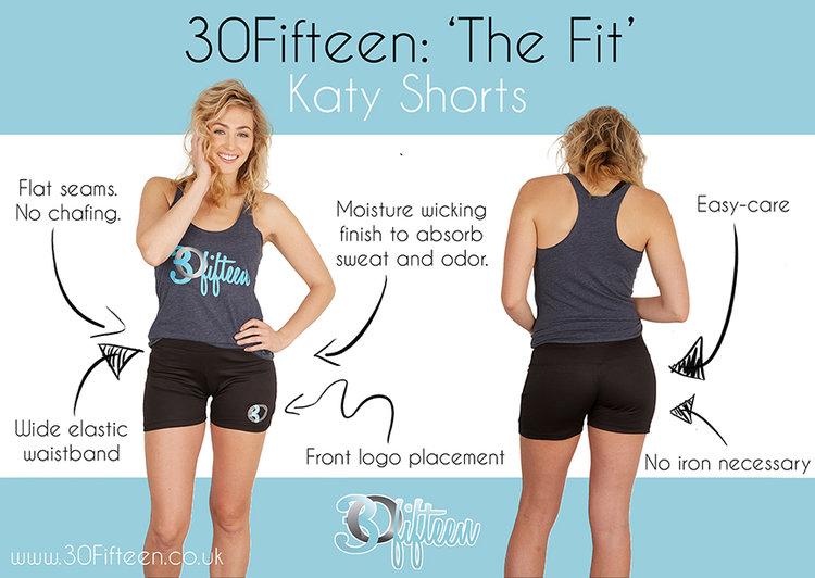 30Fifteen Katy Short