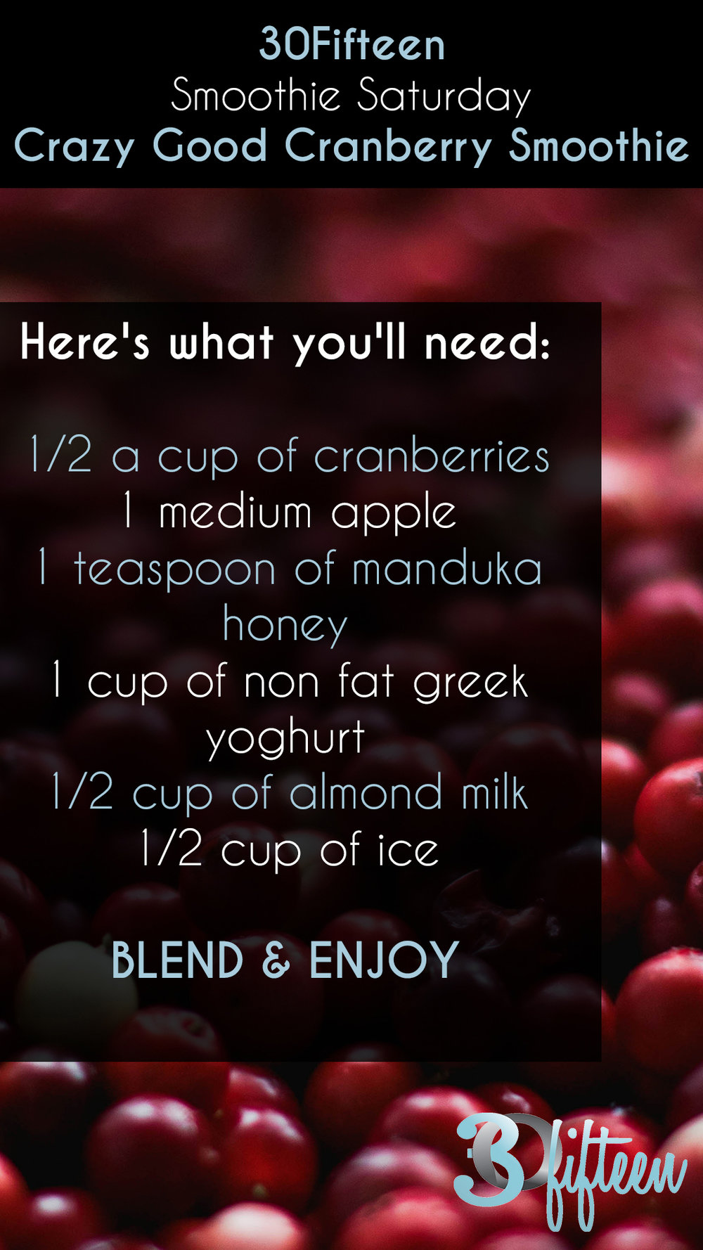 30Fifteen Cranberry smoothie recipe.jpg