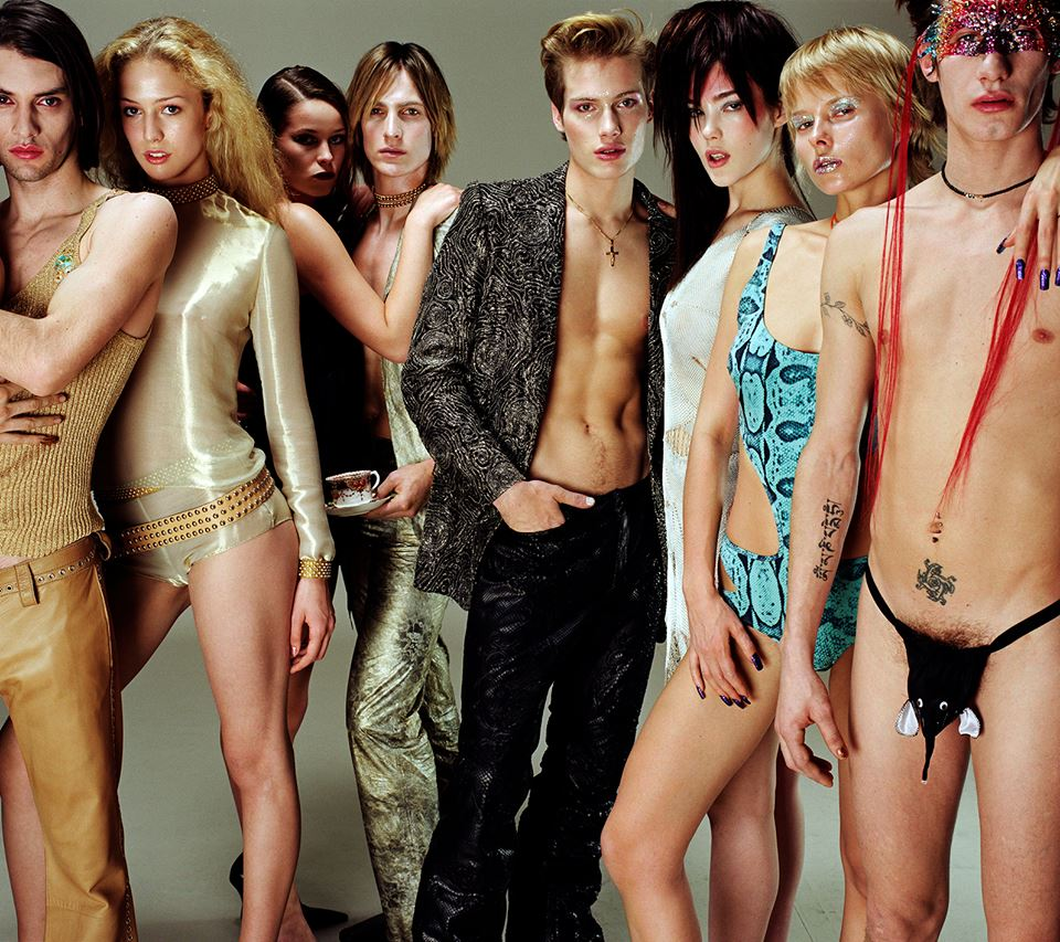 Mario Testino Paris, Vogue Hommes International 1999.jpg