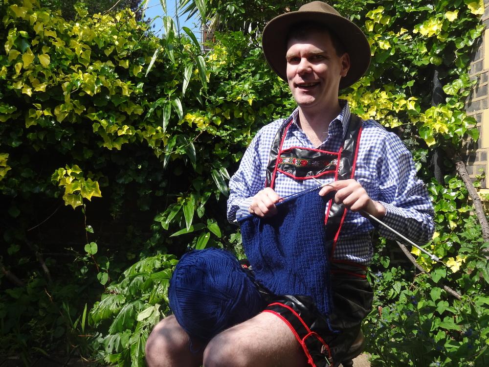 German Knitting