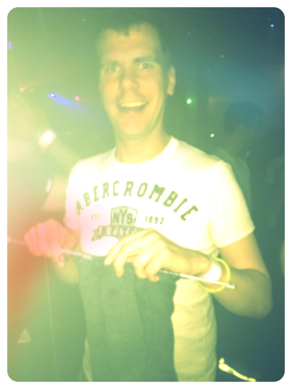 Nightclub Knitting
