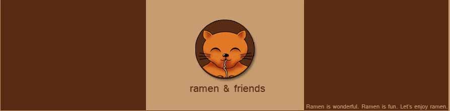Ramen & Friends