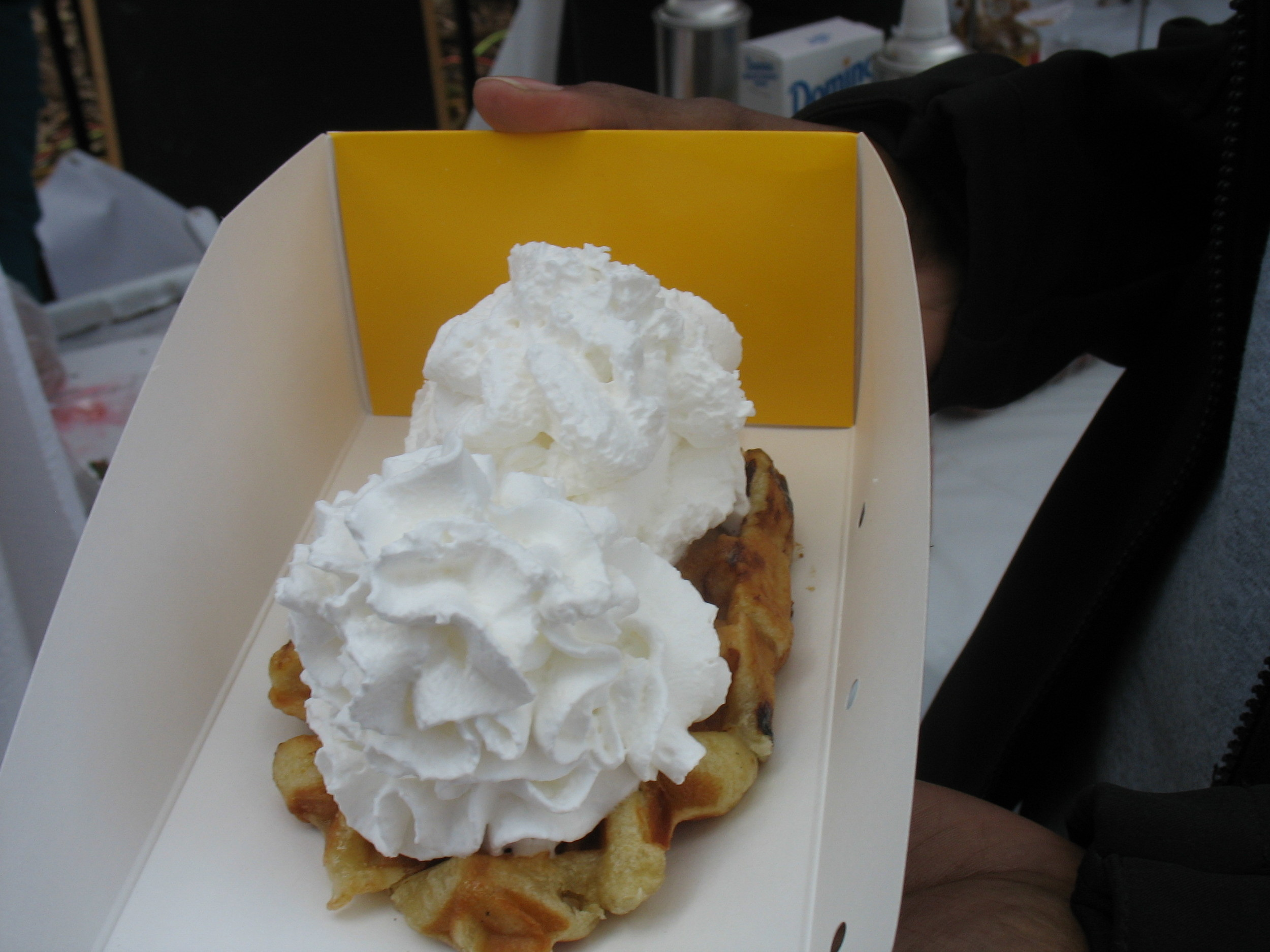 From Wafels & Dinges!