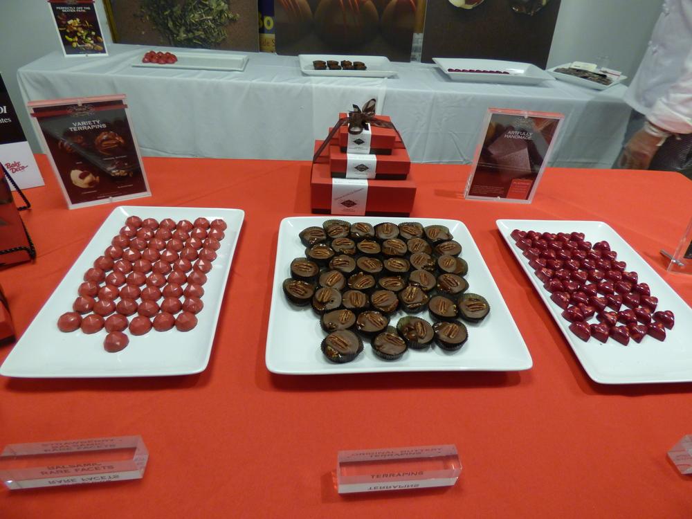 KOHLER Original Recipe Chocolates by Anette Right DeFendi had me gluttonous.