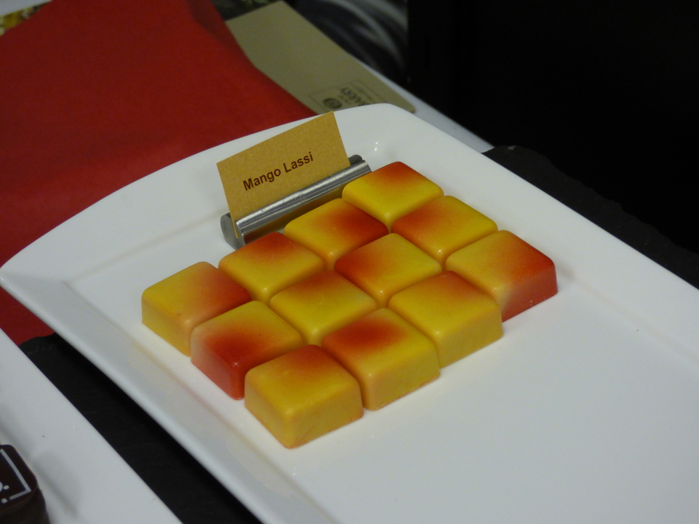 Co Co. Sala's mango lassi. Super sweet.