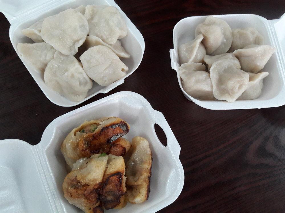 Tasty Dumpling(s)!