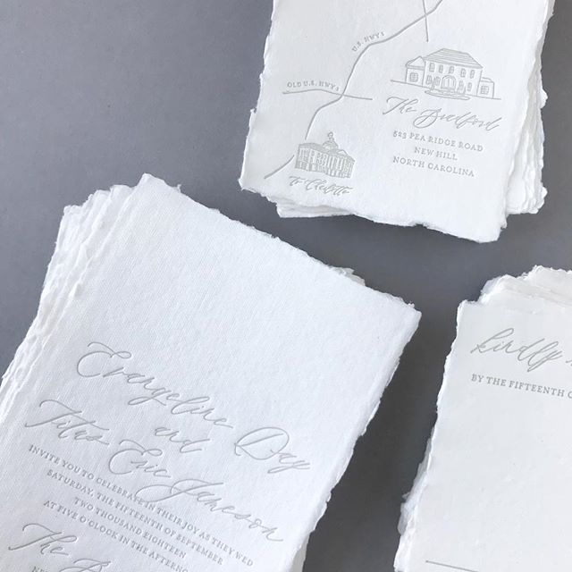 Stacks and stacks of samples piling up in the studio! It's too bad bills and bank statements aren't as lovely to look at... nevertheless, these #semicustom #weddinginvitations will be available soon on the website!