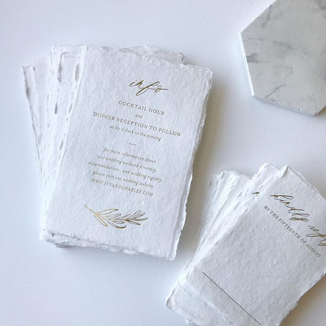 In the process of getting these lovelies ready for the #semicustom collection! But if you can't wait, just fill out an inquiry form on the website and we'll get you started on your #weddinginvitations!