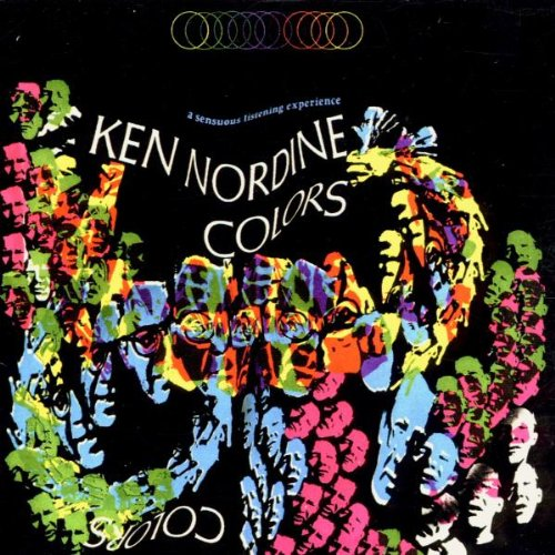 Ken Nordine ‎– Colors: A Sensuous Listening Experience