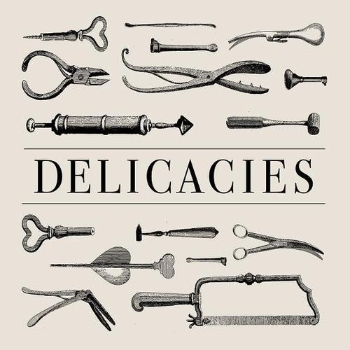 Simian Mobile Disco ‎– Delicacies