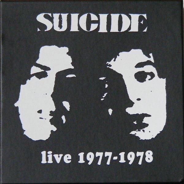Suicide – Live: 1977-1978
