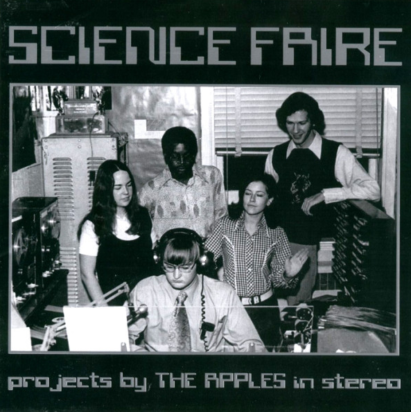 The Apples In Stereo ‎– Science Faire