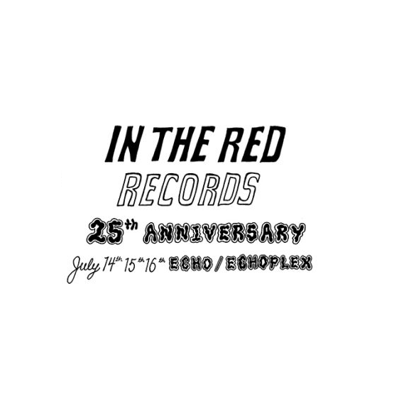 In The Red Records 25th Anniversary