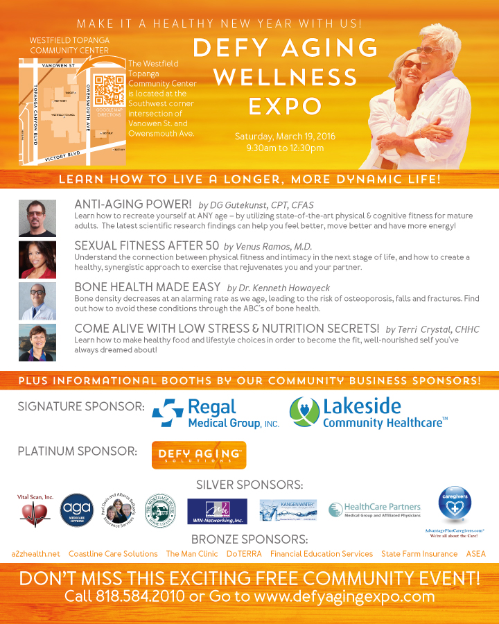DEFY AGING WELLNESS EXPO FLYER (back)