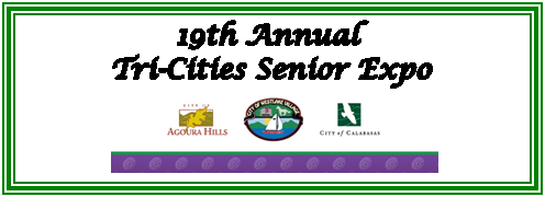 19th Annual TRI-CITIES SENIOR EXPO