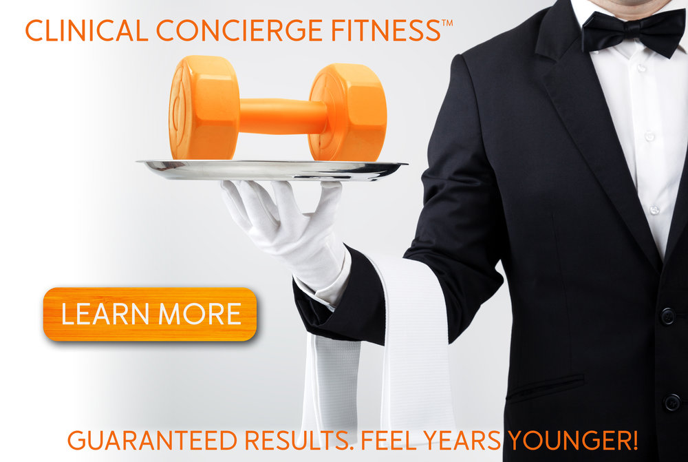 Clinical Concierge Fitness Learn More