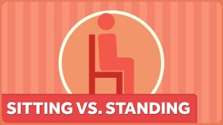 sitting vs. Standing