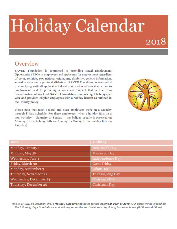 Holiday Calendar 2018 SAVED Foundation_001.png