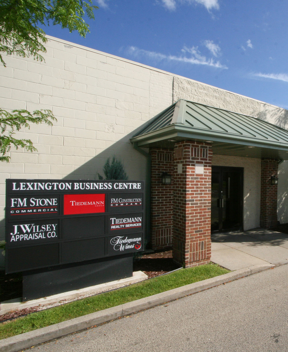 The Lexington Business Centre is a mixture of office, industrial and retail spaces.