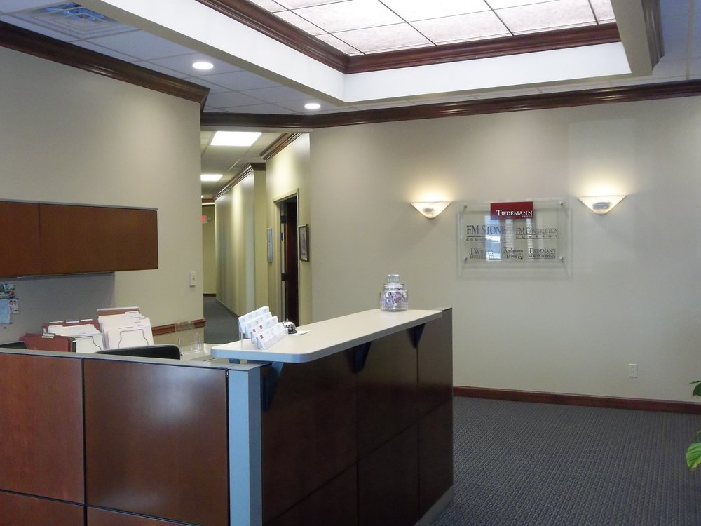 The offices of The Tiedemann Group are in the Lexington Business Centre.