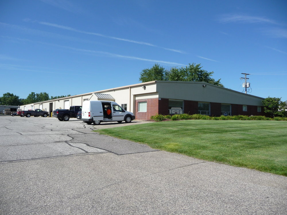 The Eastpoint Business Centre is located at 2701 Industrial Parkway in Elkhart.