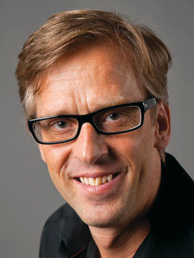 Fredrik Haren Author, Business Creativity Expert