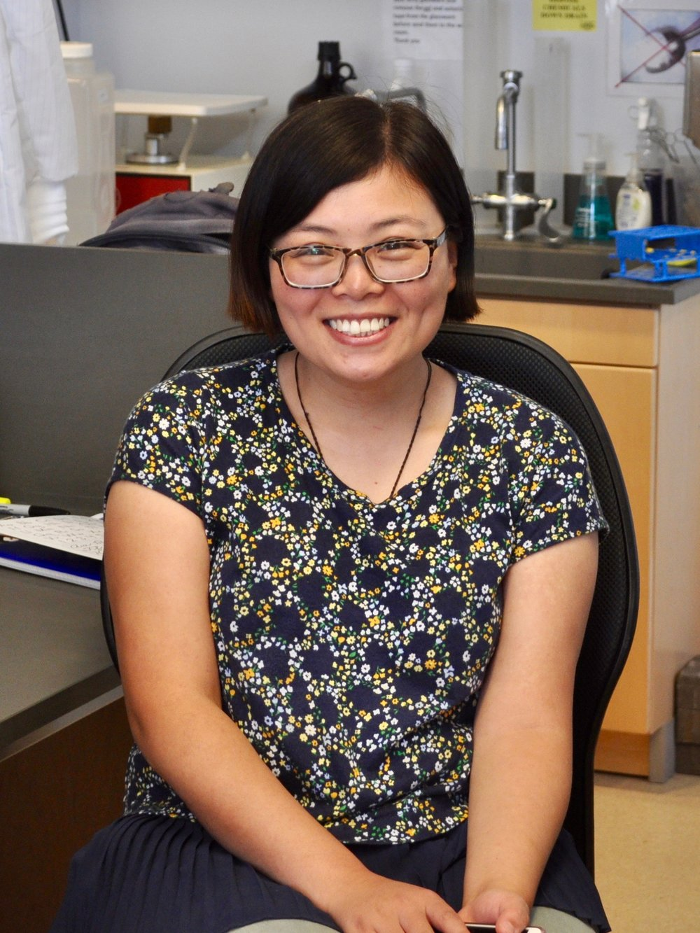 Dongmei Diao, MD/PhD Visiting Scientist Dongmei.Diao@ucsf.edu