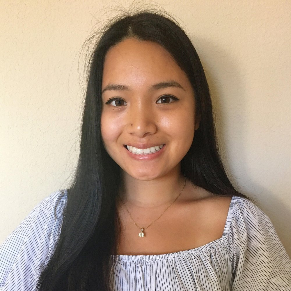 Grace Phan  Undergraduate Volunteer g_phan@u.pacific.edu
