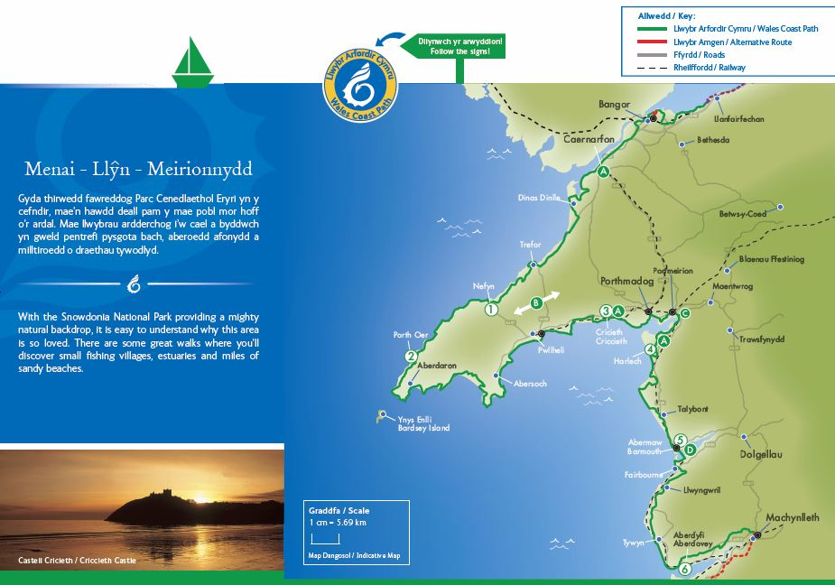 Llyn map Coast path.JPG