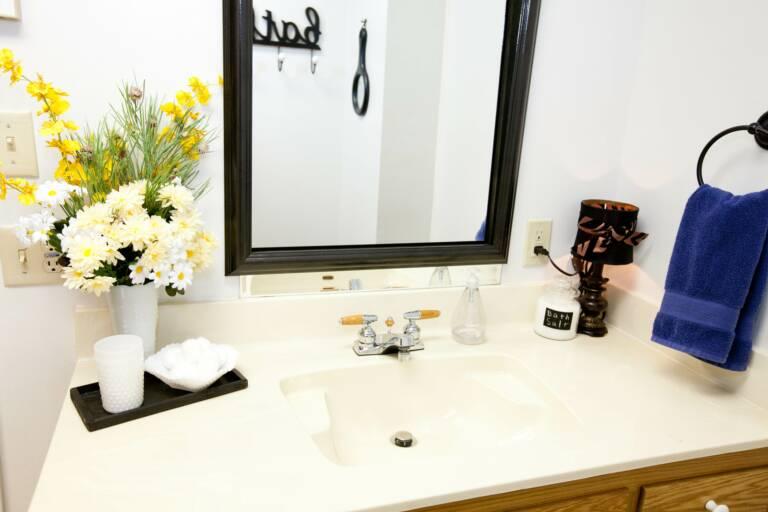 Bathroom in Joe Suite