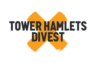 TOWER HAMLETS DIVEST