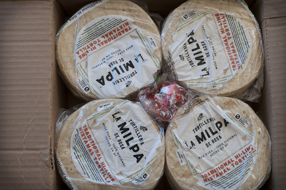 Nixtamal Tortilleria La Milpa de Rosa produces fresh packaged masa and tortillas for restaurants, groceries, and free home delivery. We are the best and most trusted supplier in New York, New Jersey, and Philadelphia.