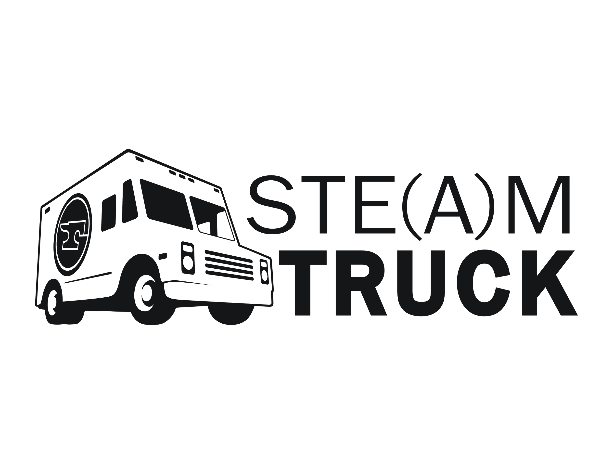 steam truck logo high res