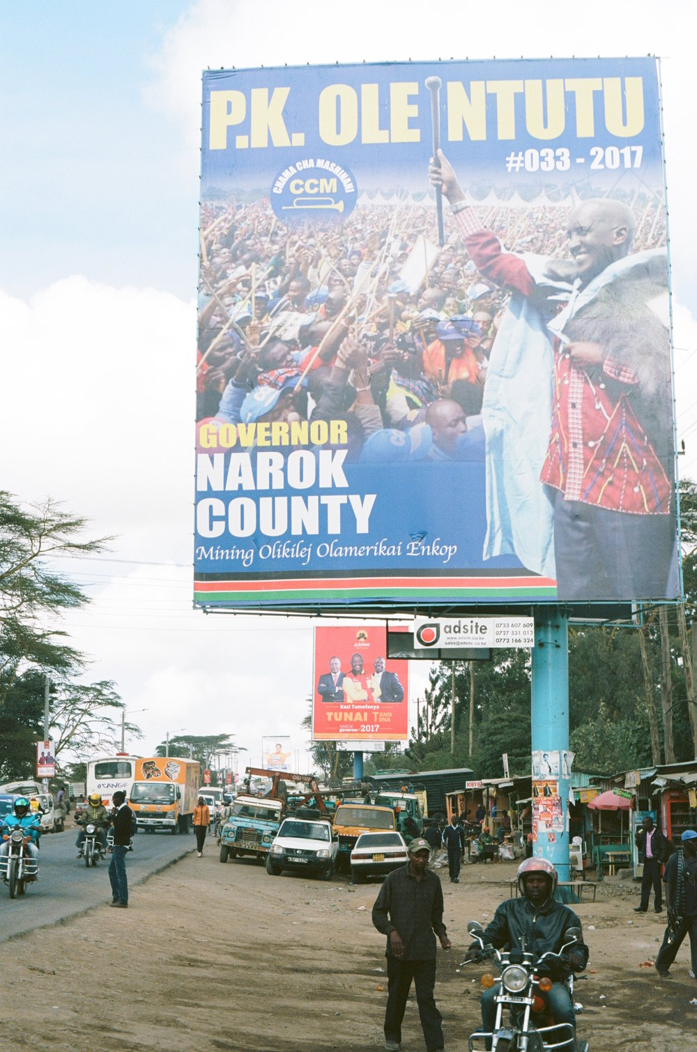 Why Local Concerns will Dominate Kenya's Elections - for Africa at LSE's Blog with Mai Hassan