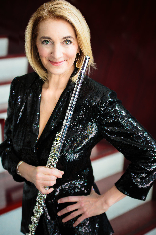 Carol Wincenc, flautist