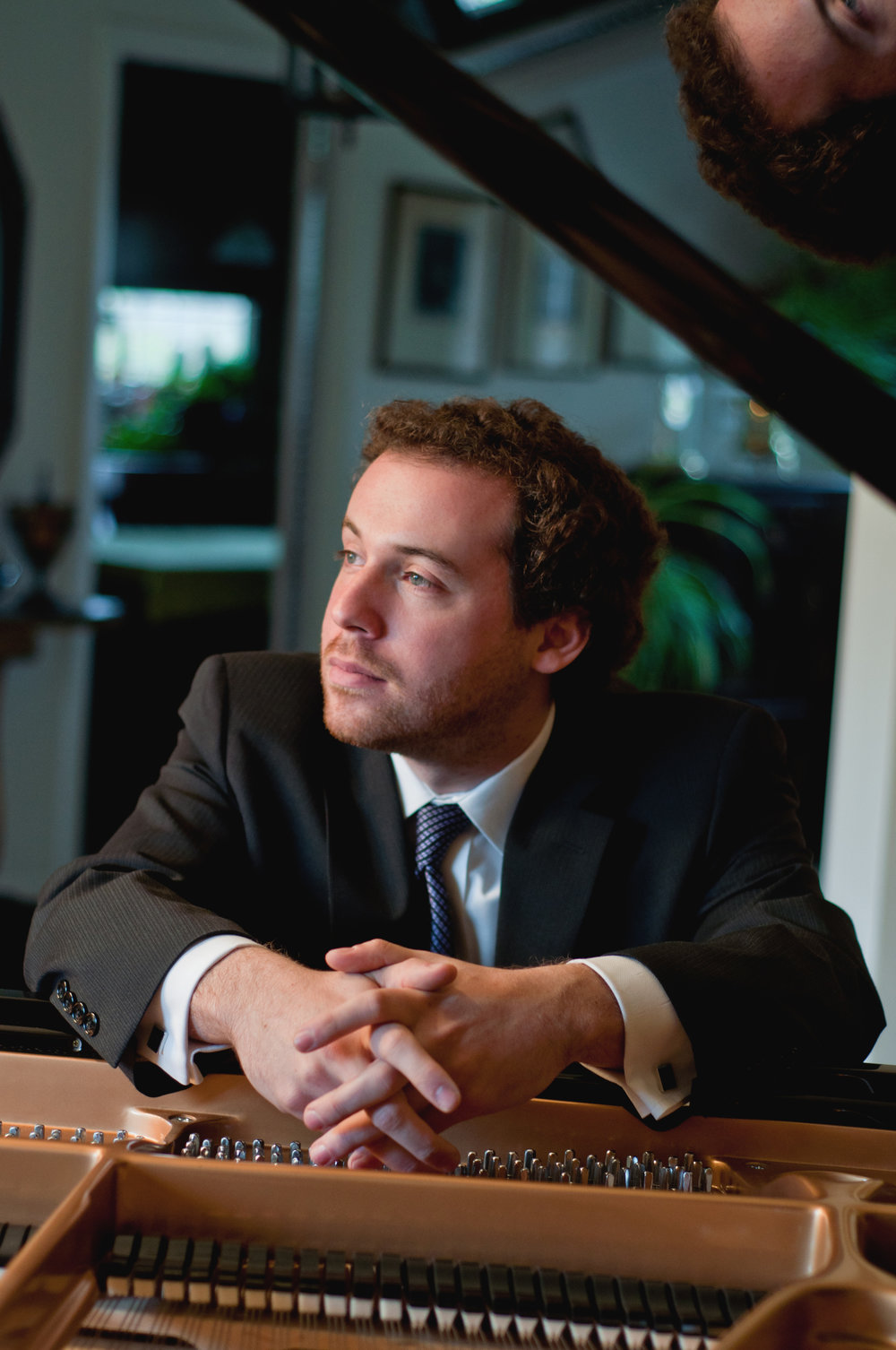Solomon Eichner, pianist