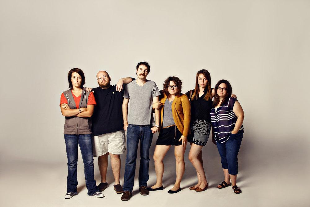 The 2012 Crew