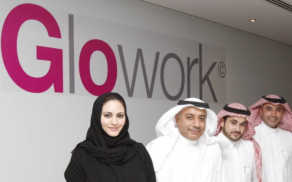 Creating coalitions in Saudi Arabia - Glowork is still active and thriving today!