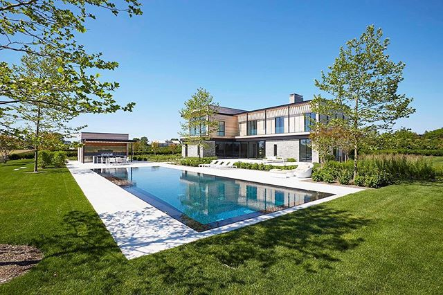 PRICE REDUCTION UPDATE - #289ParsonageLaneSagaponack has been reduced from $19.95M to $17.95M. ⠀ ⠀ #289parsonagelanesagaponack uses only top of the line materials, such as imported stone, cedar siding, custom stained eucalyptus wall panels, and sliding walls of glass.⠀ ⠀ This 11,665 sqft+/- home offers ultimate luxury and exclusivity that cannot be duplicated. Overlooking 10 acres of reserve, this home is undoubtedly the most luxurious modern home ever crafted in #Sagaponack by @jbialskypremieredesign with architecture by @grade_newyork and landscape design by @Hollander_Design.⠀⠀ ⠀⠀⠀⠀⠀ 6 bedrooms | 6 full & 3 half bathrooms | home theater | home gym | outdoor kitchen | heated gunite pool | pool house | ocean access ⠀⠀⠀⠀⠀⠀⠀⠀ ⠀⠀⠀⠀⠀⠀⠀⠀ Listed by Bespoke Real Estate's Corporate Listing Division led by Zachary & Cody Vichinsky | $17.95M | #bespokerealestate