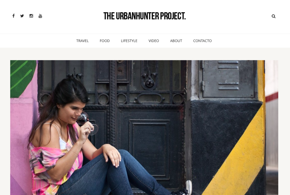 URBAN HUNTER PROJECT