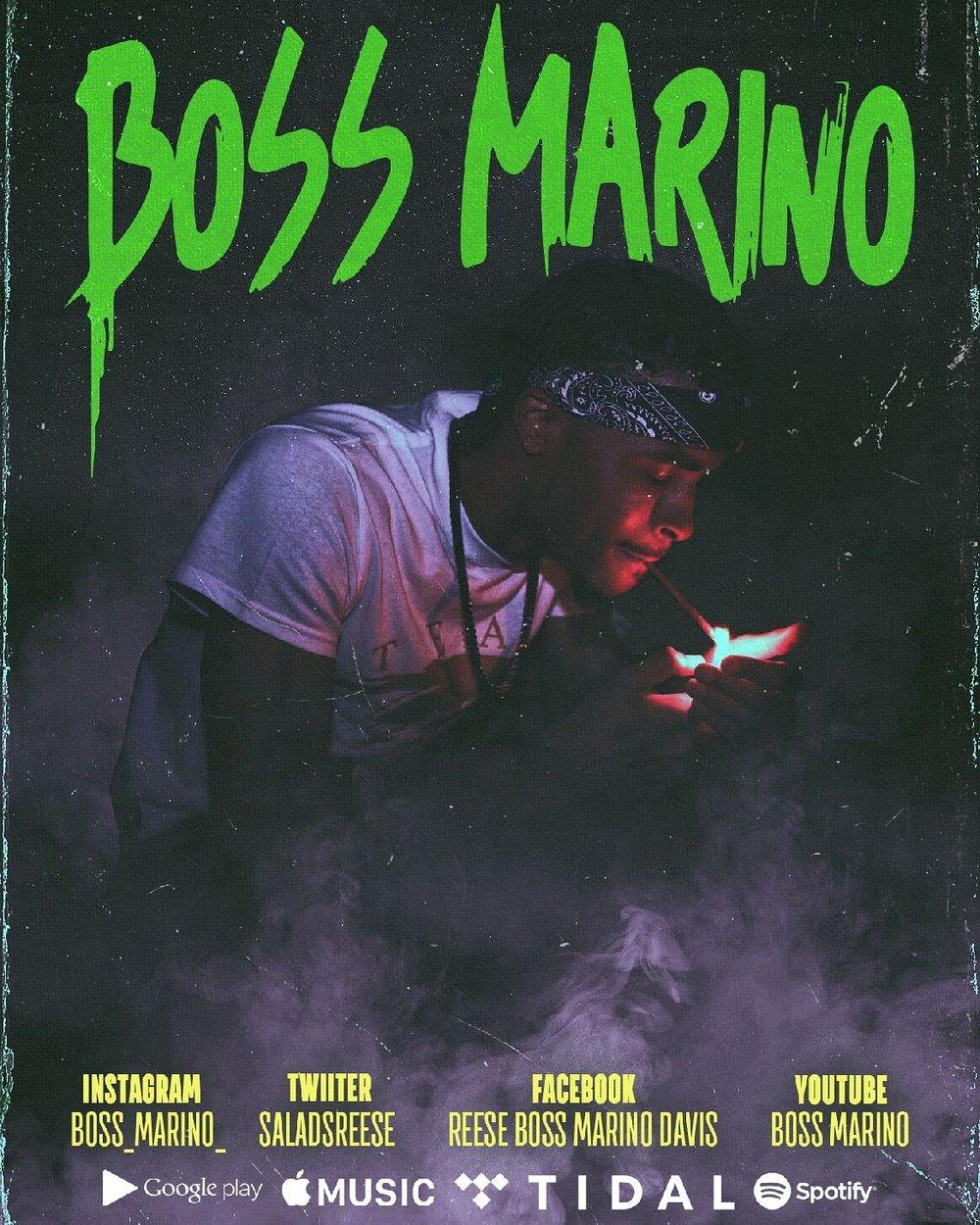 BossMarino.com - Designed & Maintained by;Officially Rare