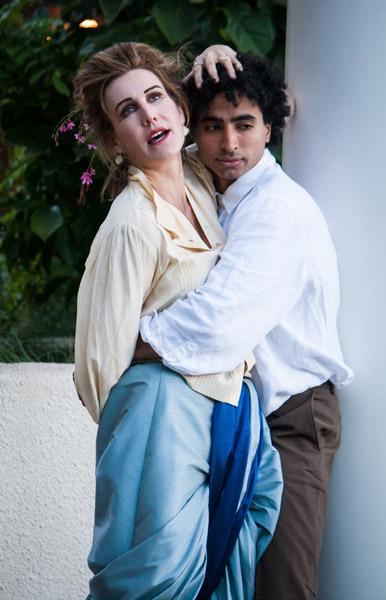 Romeo & Juliet at Villa Montalvo