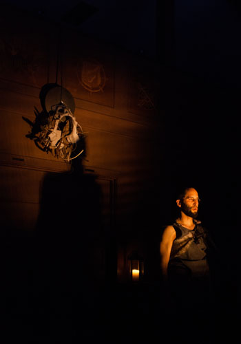 BEOWULF - photo by Lauren Matley
