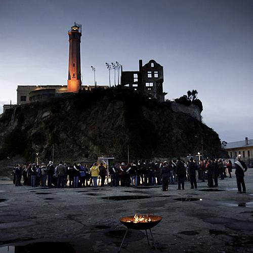 Hamlet on Alcatraz , 2010