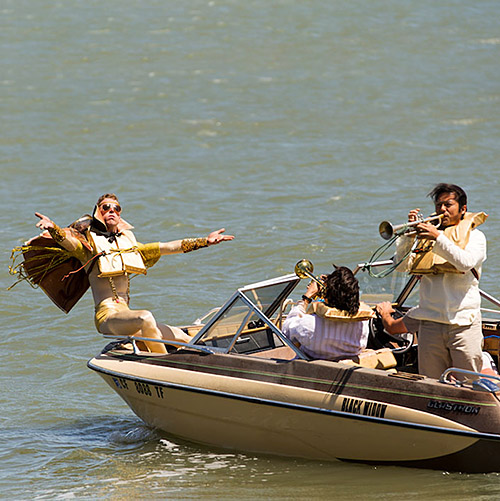 The Odyssey on Angel Island , 2012