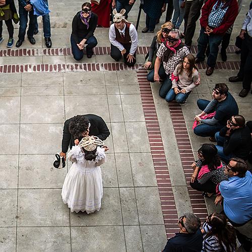 Romeo & Juliet at Villa Montalvo , 2016