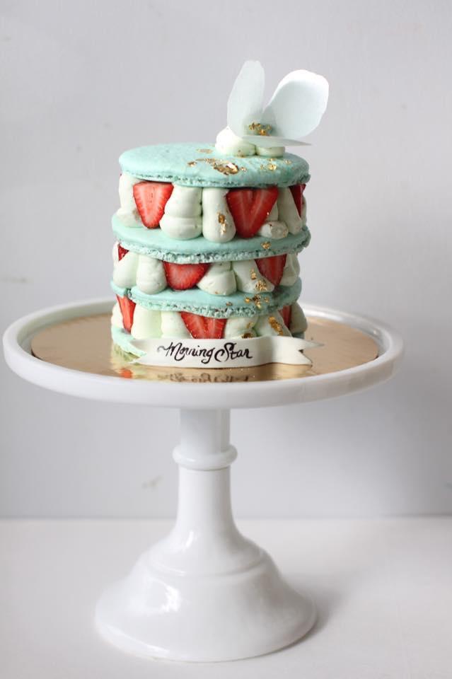Macaron Cakes Starbird Bakehouse